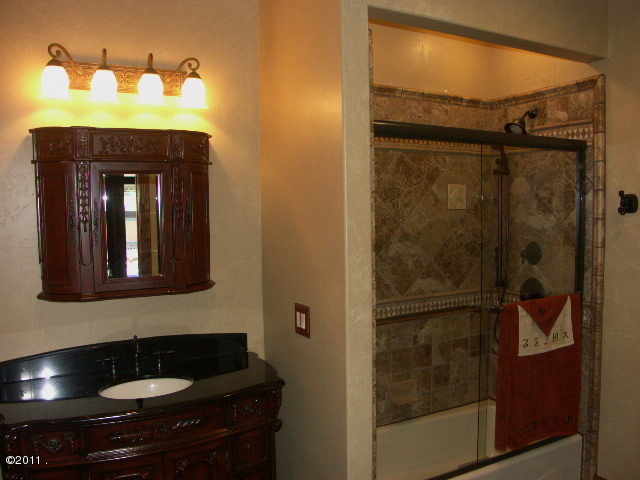 Caretaker Guest Bathroom