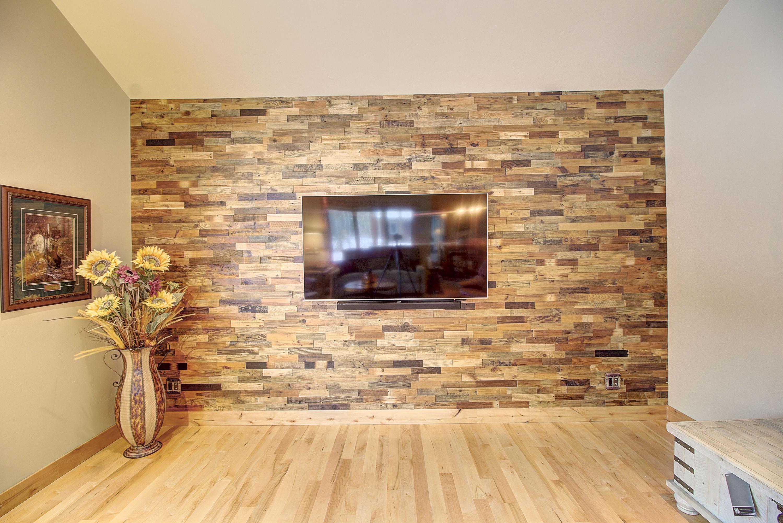 Custom Media Room Wall