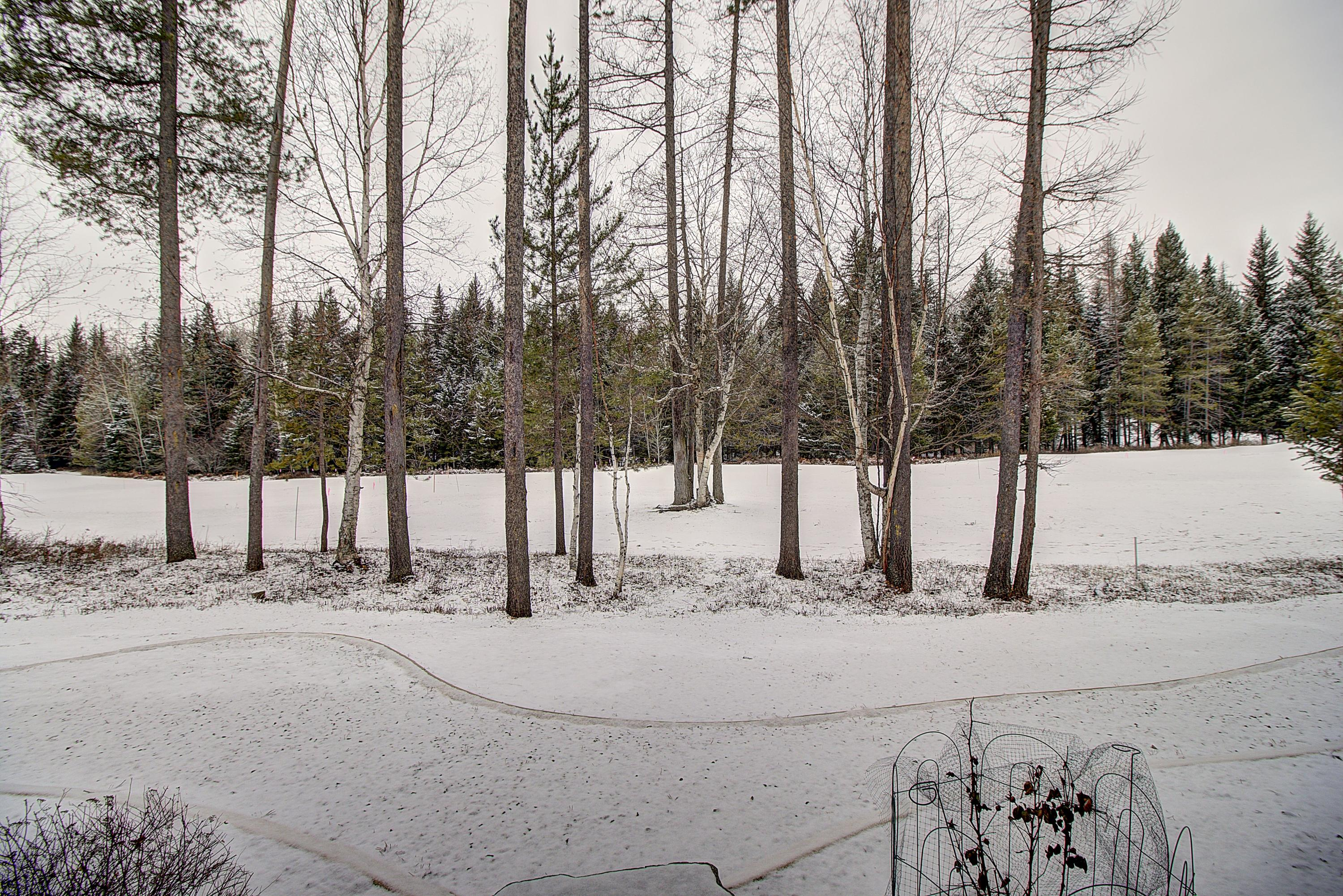 View from Deck to Golf Course