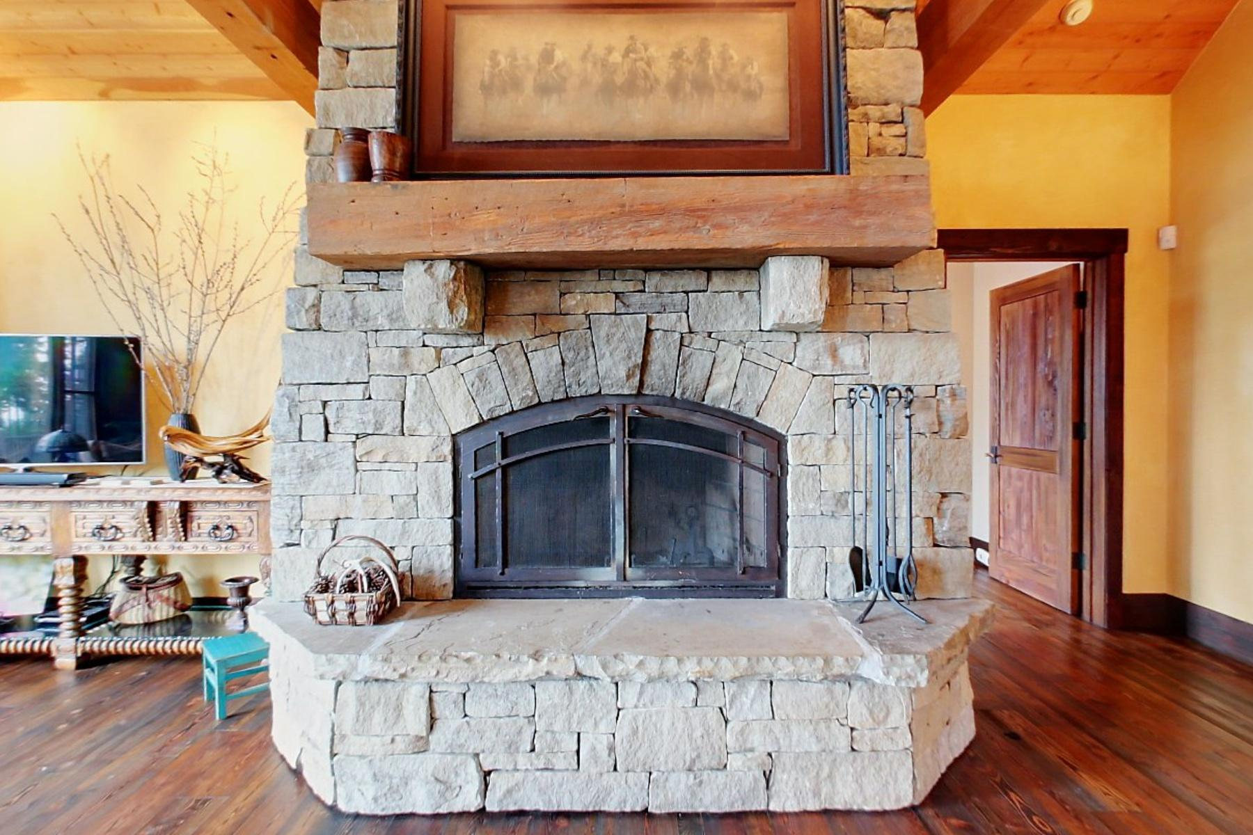 Master  Fire Place