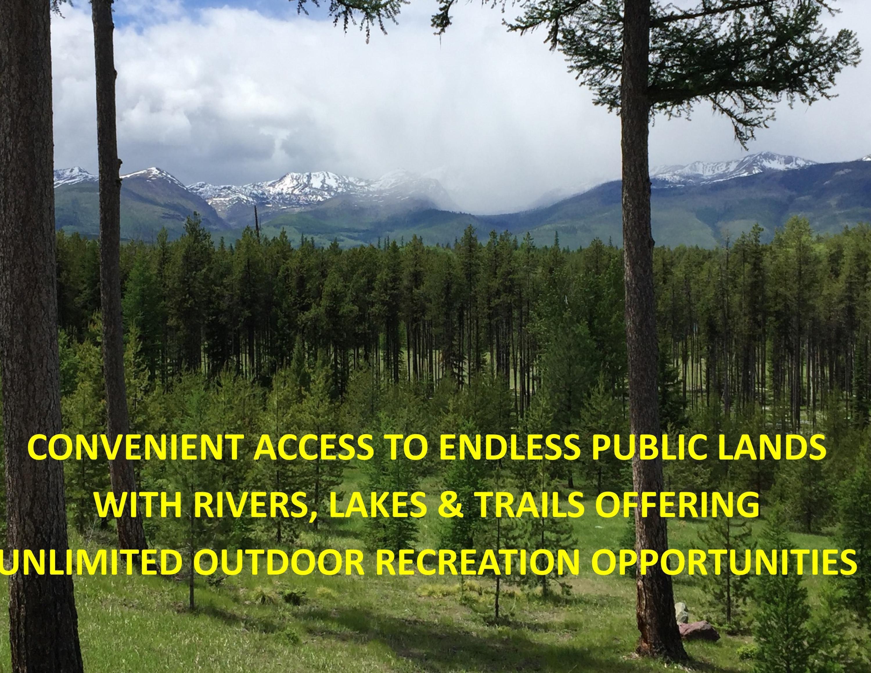 Endless Public Lands