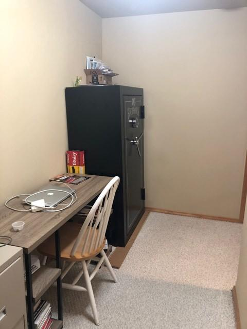 Lower Level Office Nook