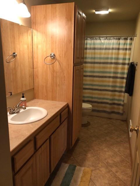 Guest Bath Main Floor