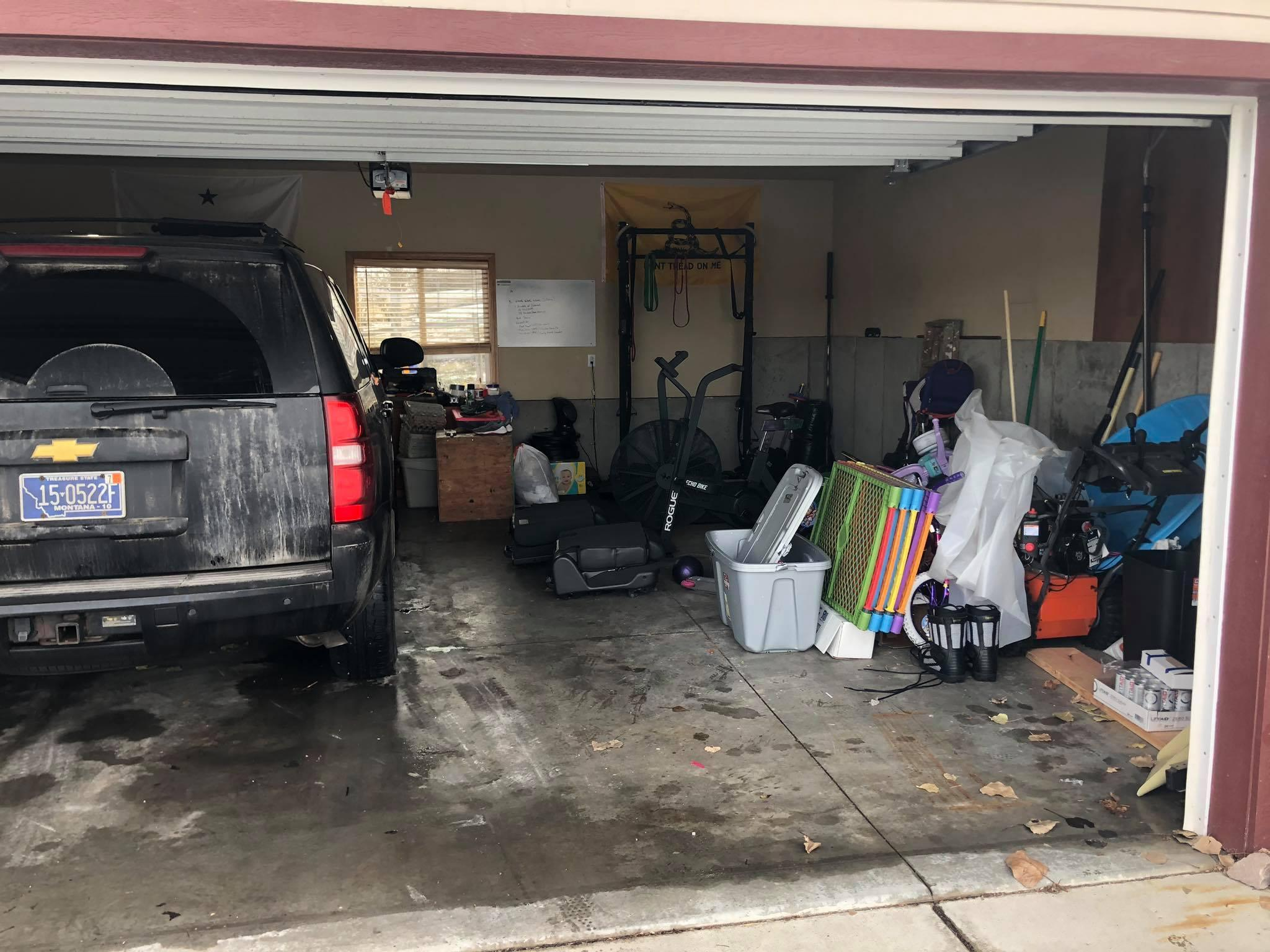 Double Attached Garage