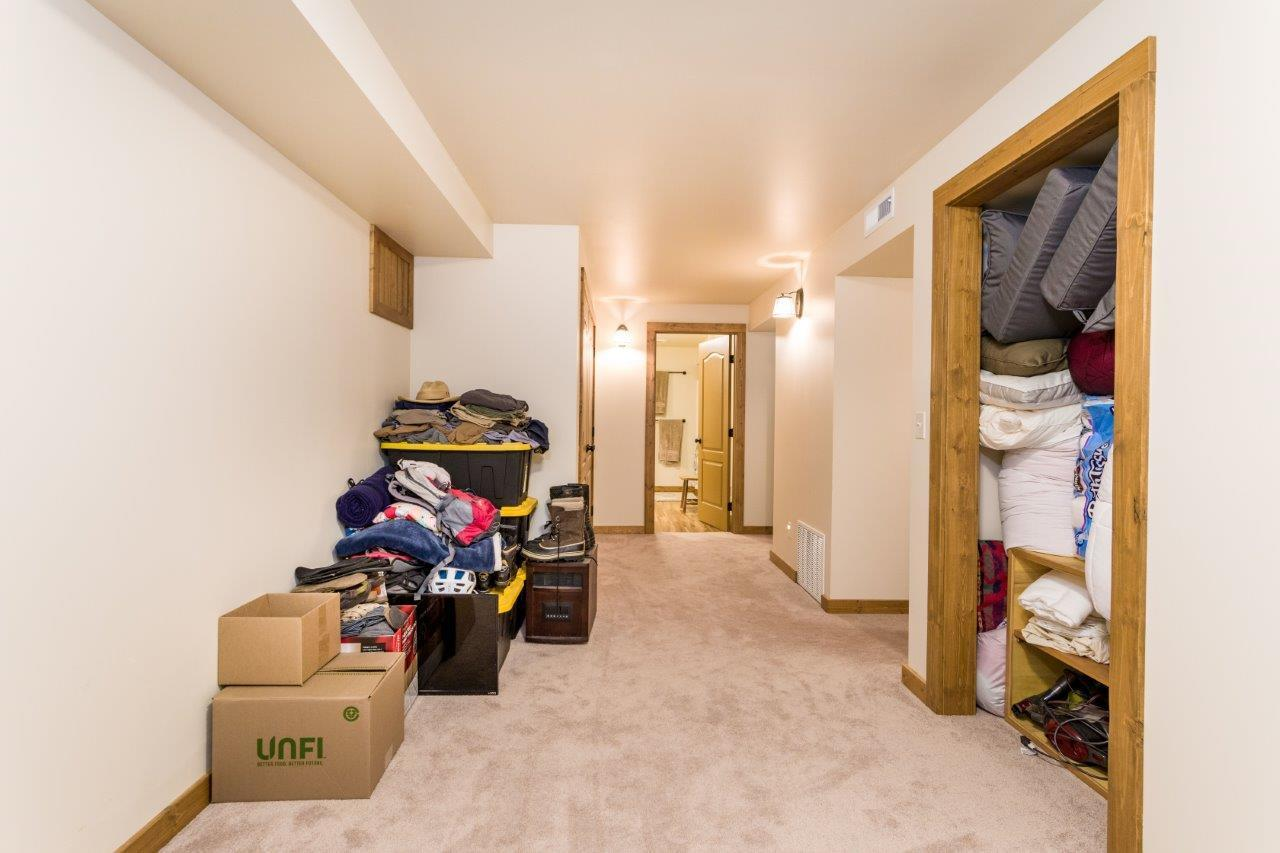 Storage Room to Bath