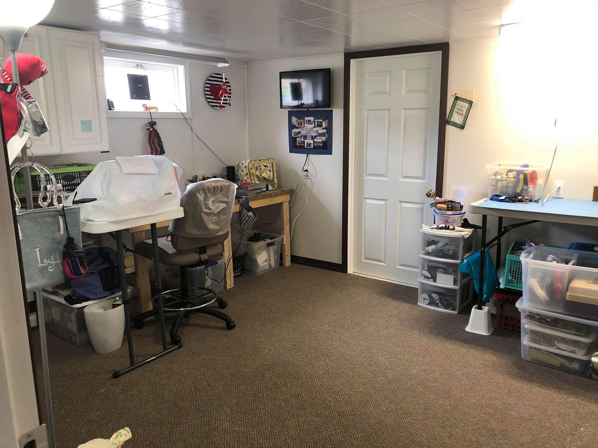Lower Level Multi Purpose Room
