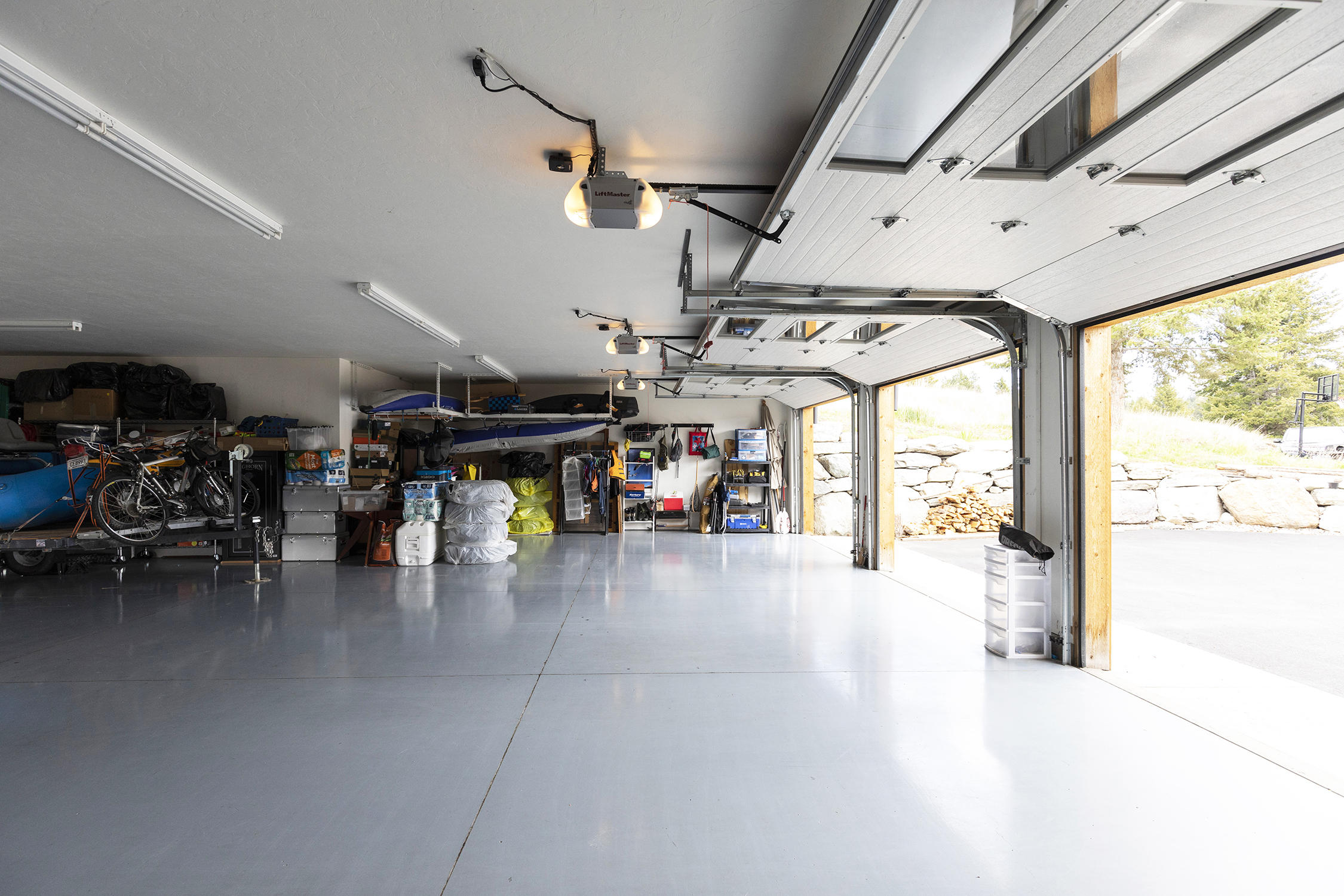 5 Car Garage