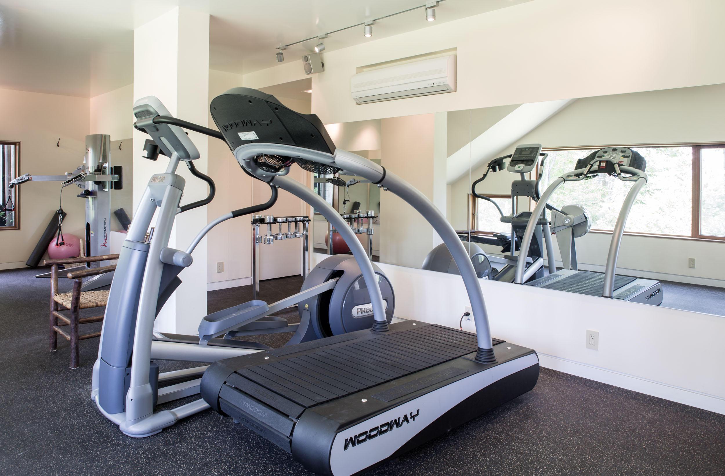 Lodge Gym