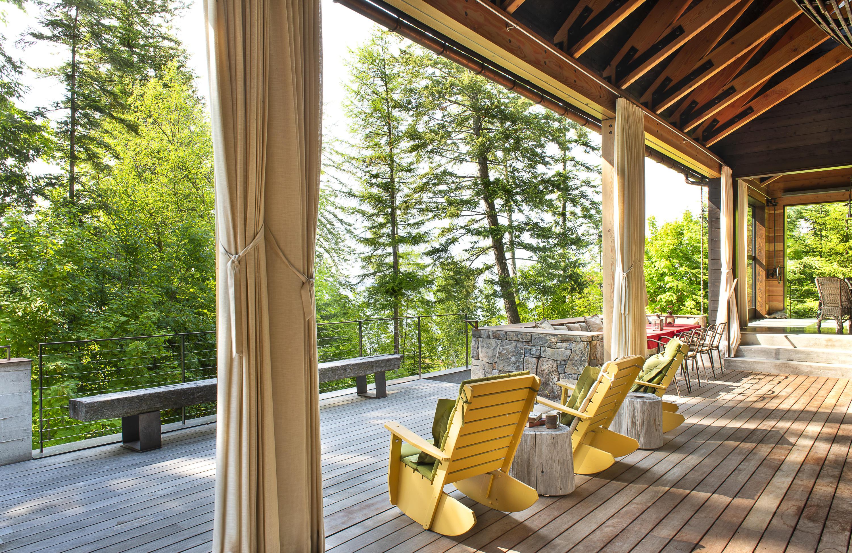 Lodge Porch