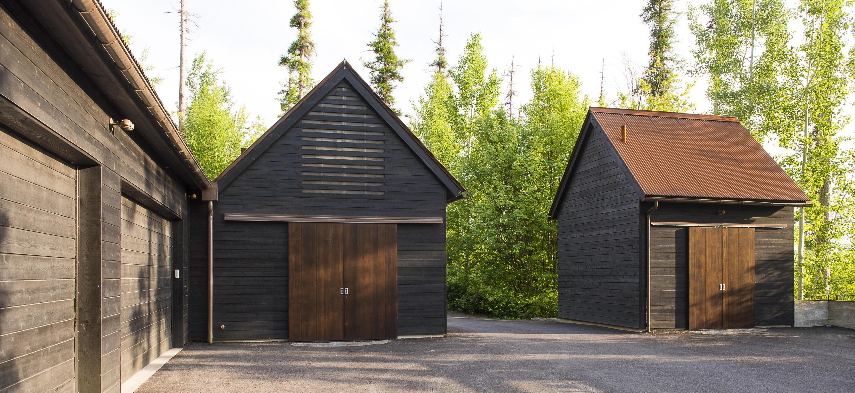 Garage Structures