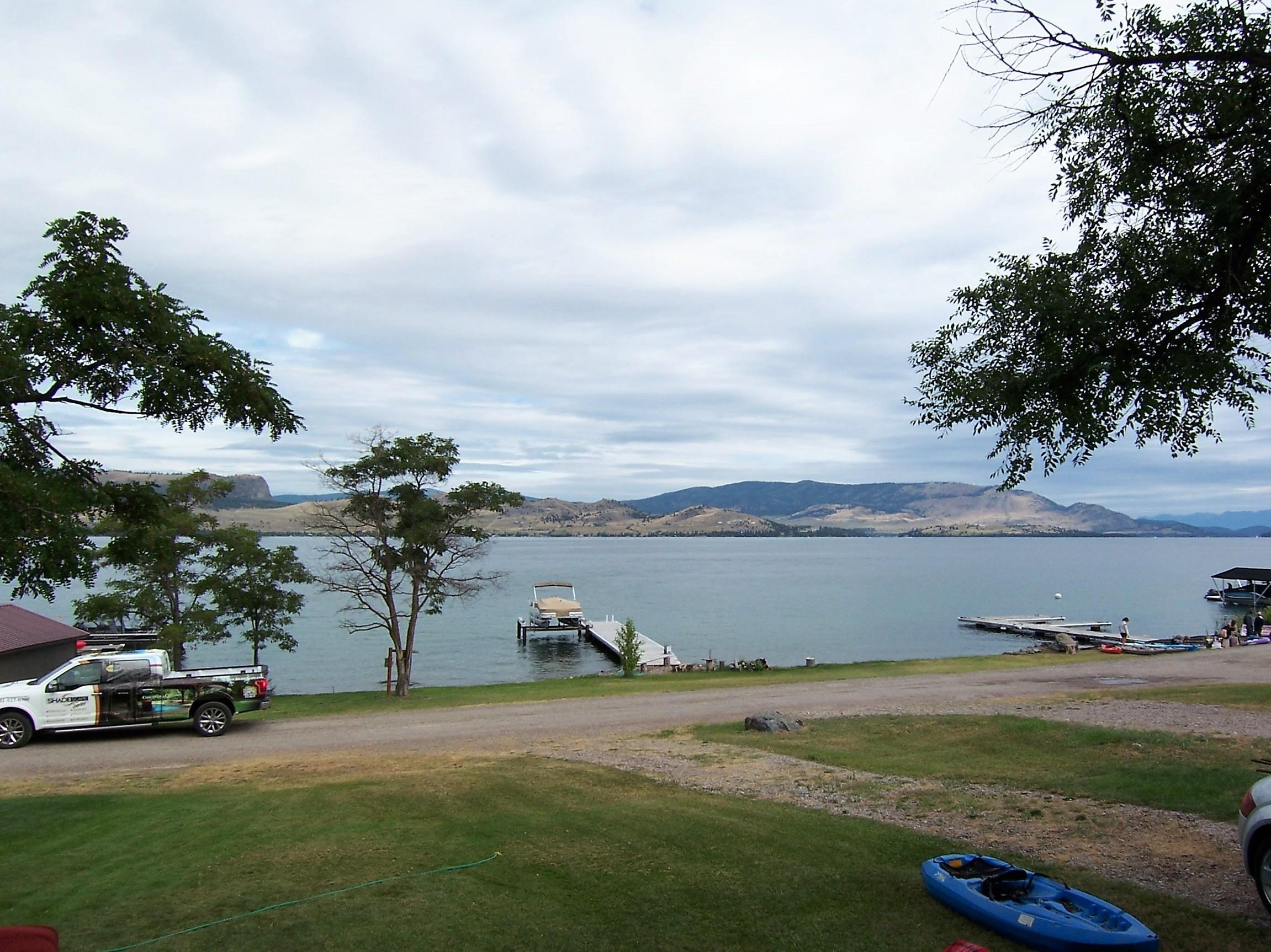 Big Arm Bay