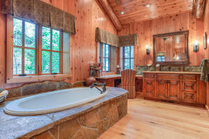 Main house master bath