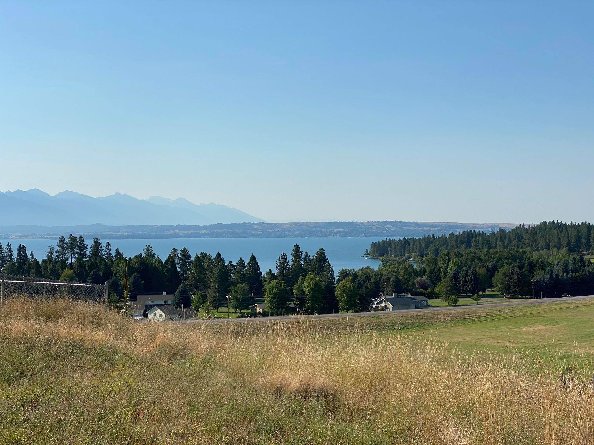 Lake & Mountain View Lot