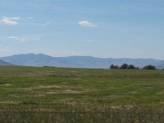 Ranch Grounds and Mountain Views