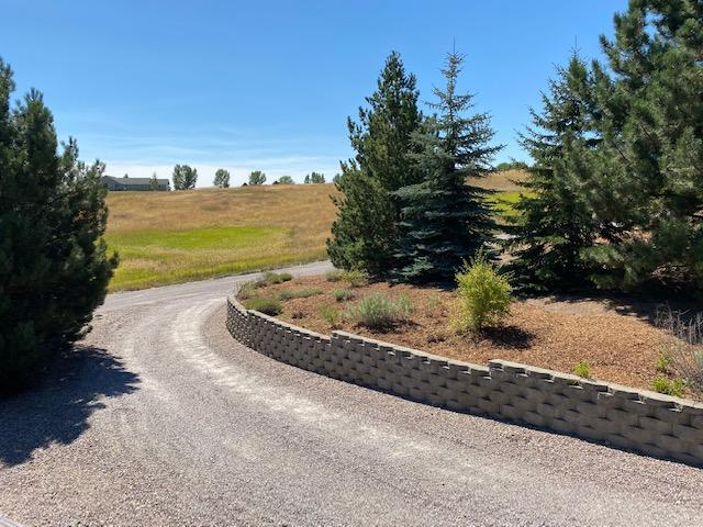 Landscaping & Driveway
