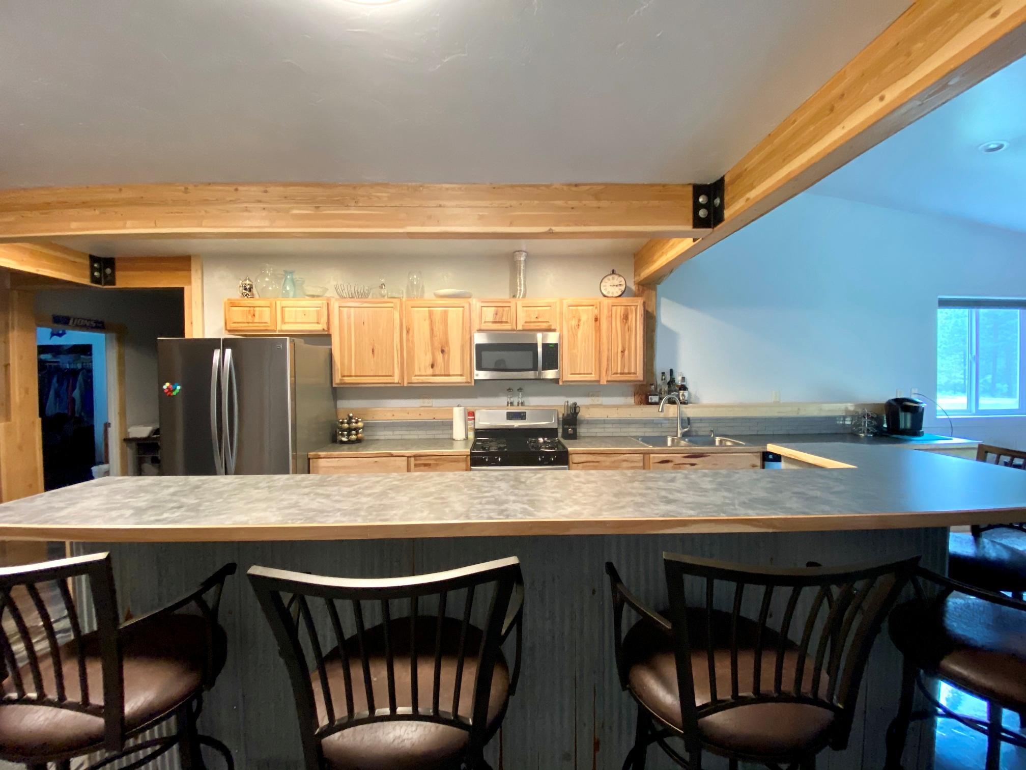 Lower Unit Kitchen