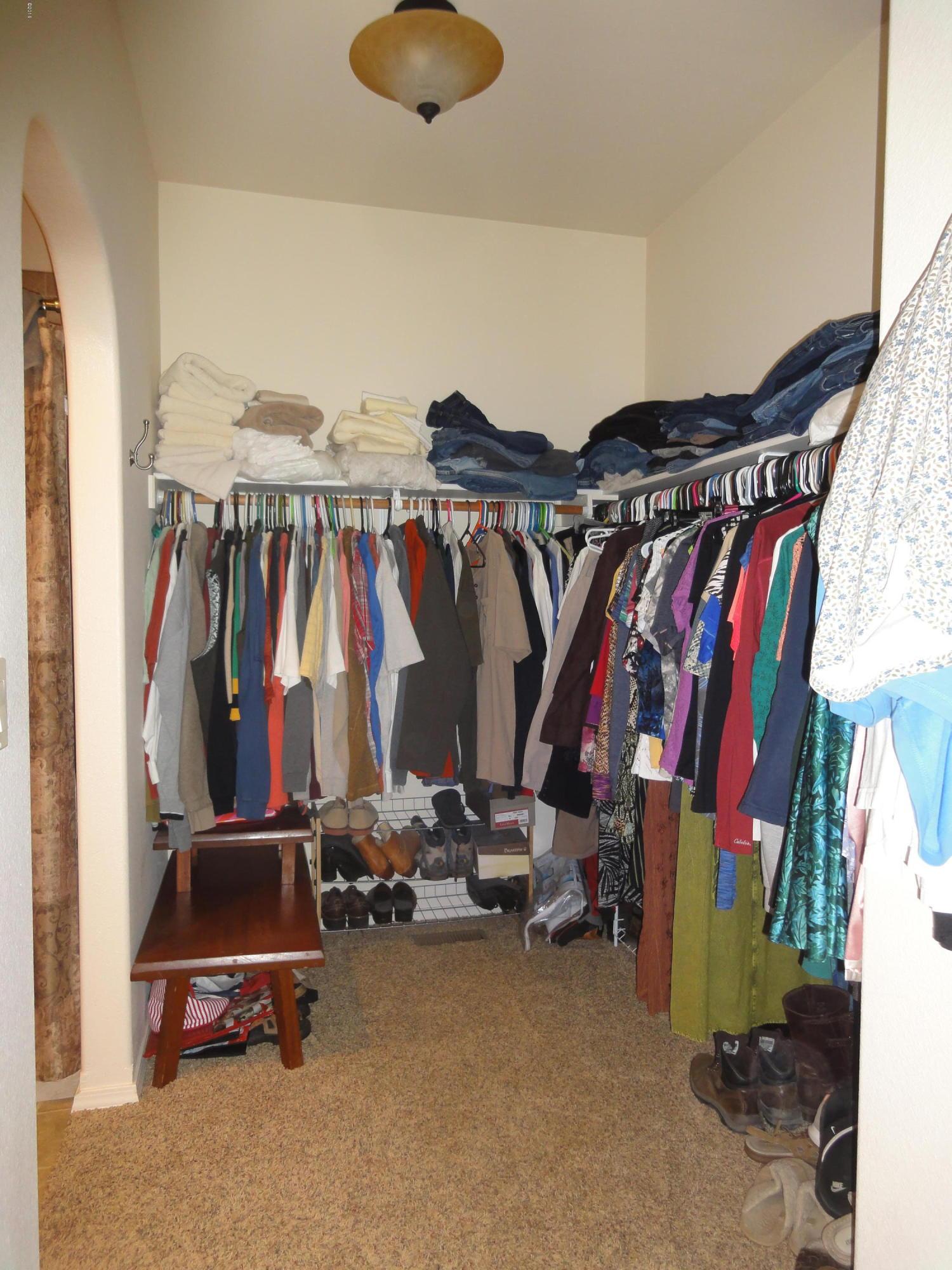 2nd Master closet