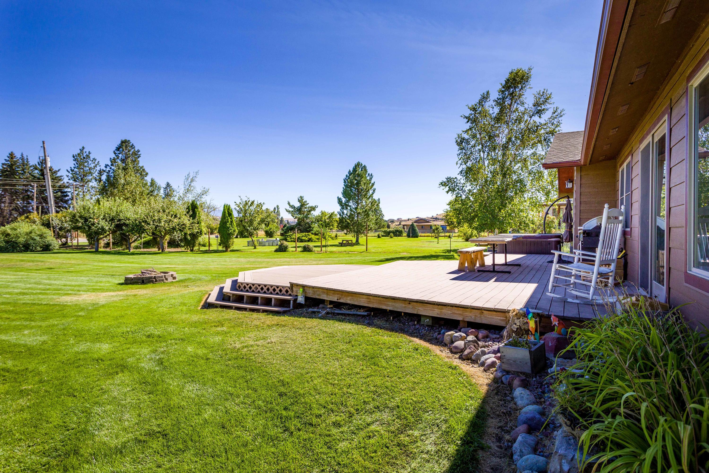 Front Lawn Deck