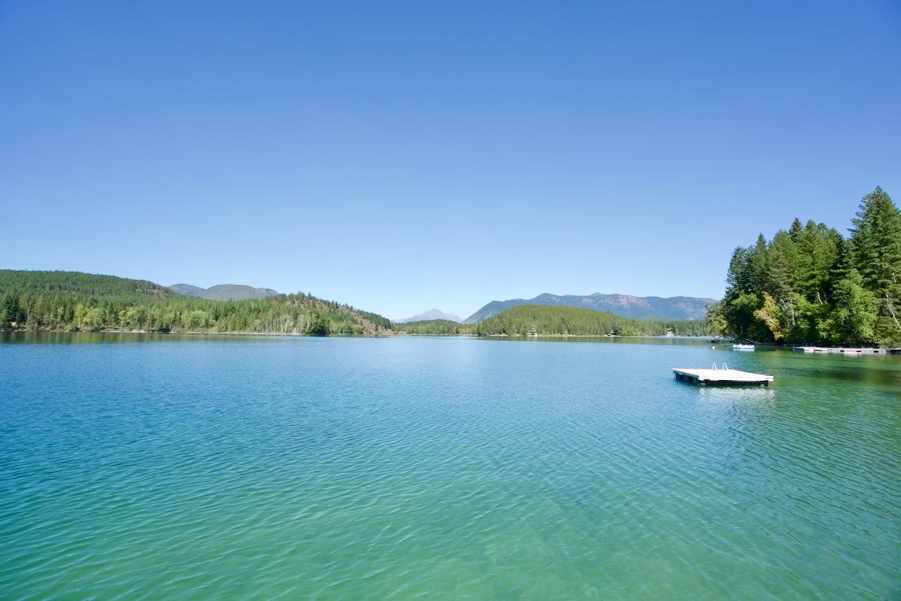 Public Access to Lake Five