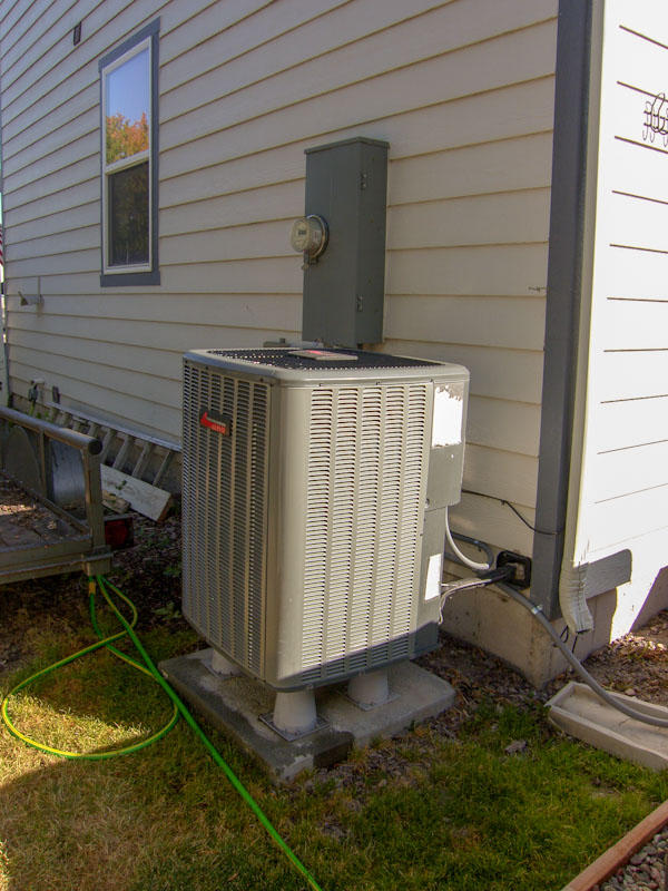 Heat pump AC
