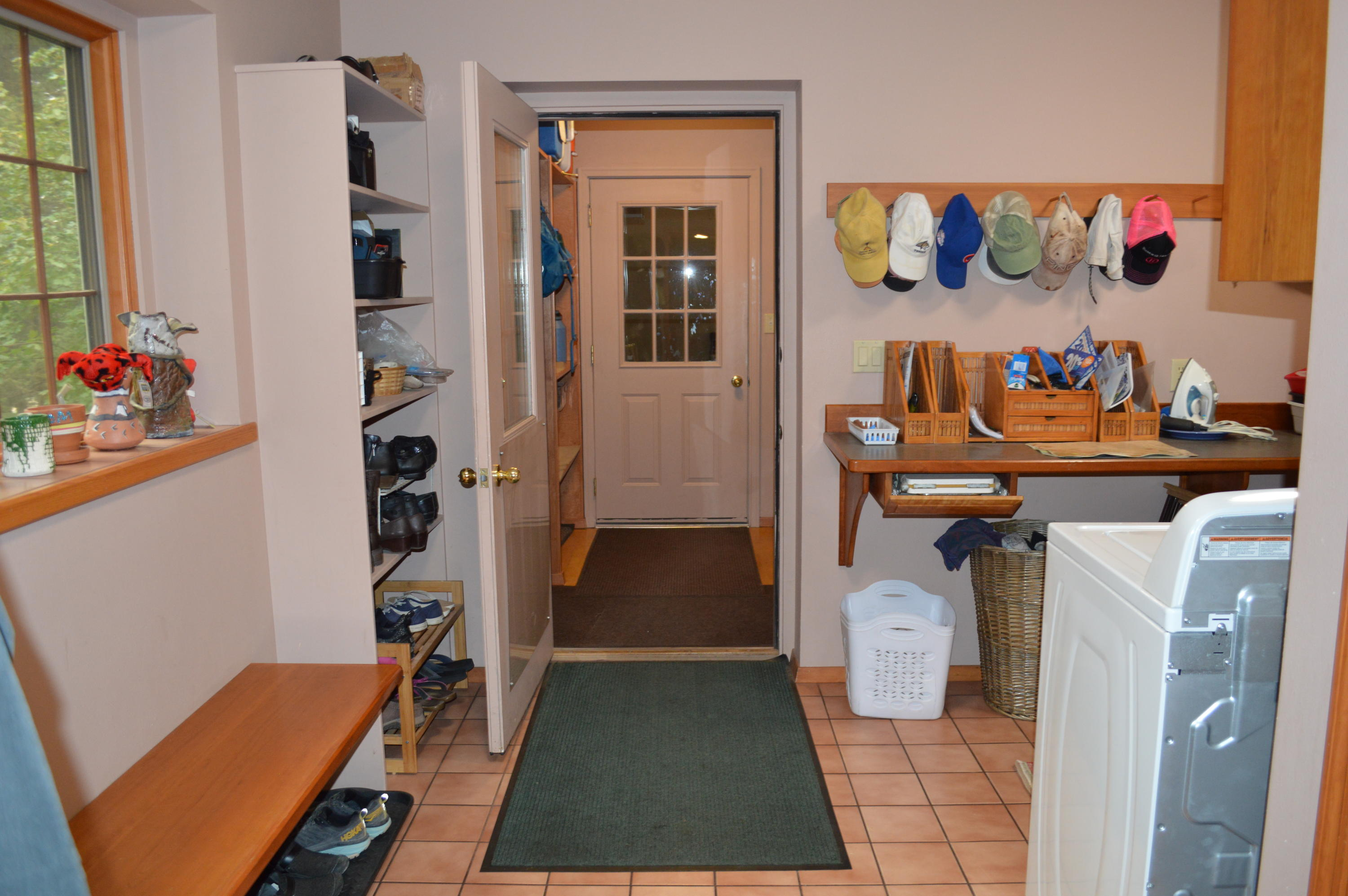 Laundry-Mud Room Entry