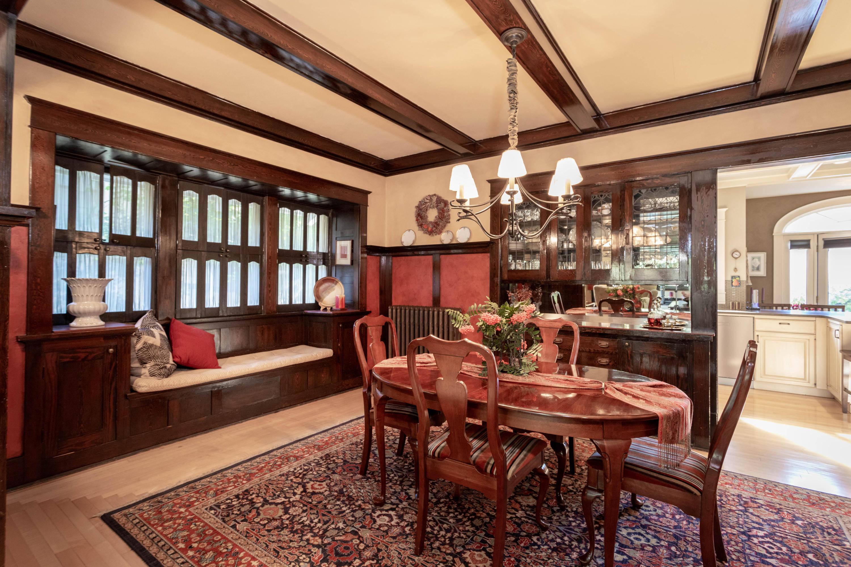 Built ins/formal dining room