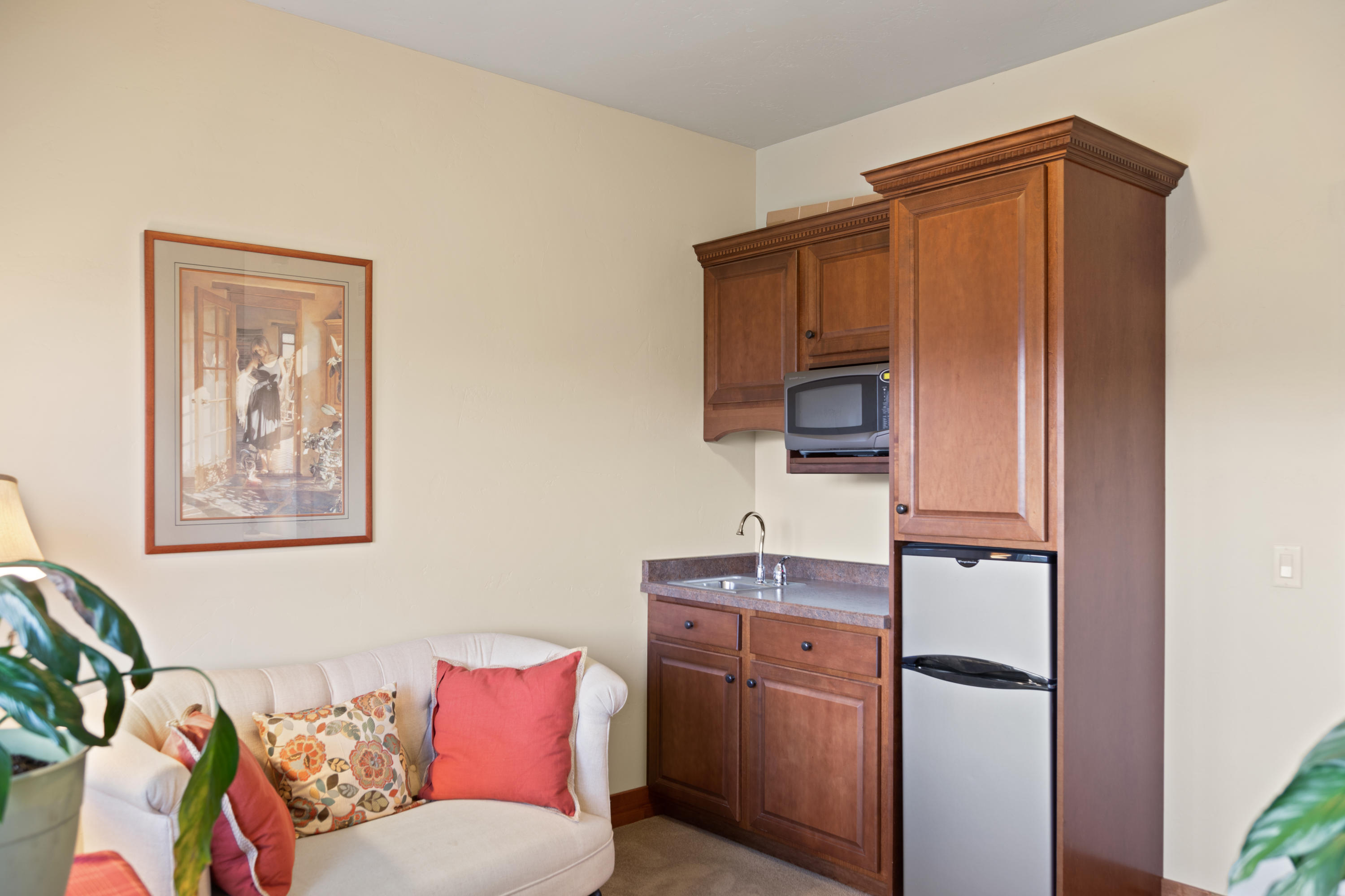 Guest bed #1 Kitchenette