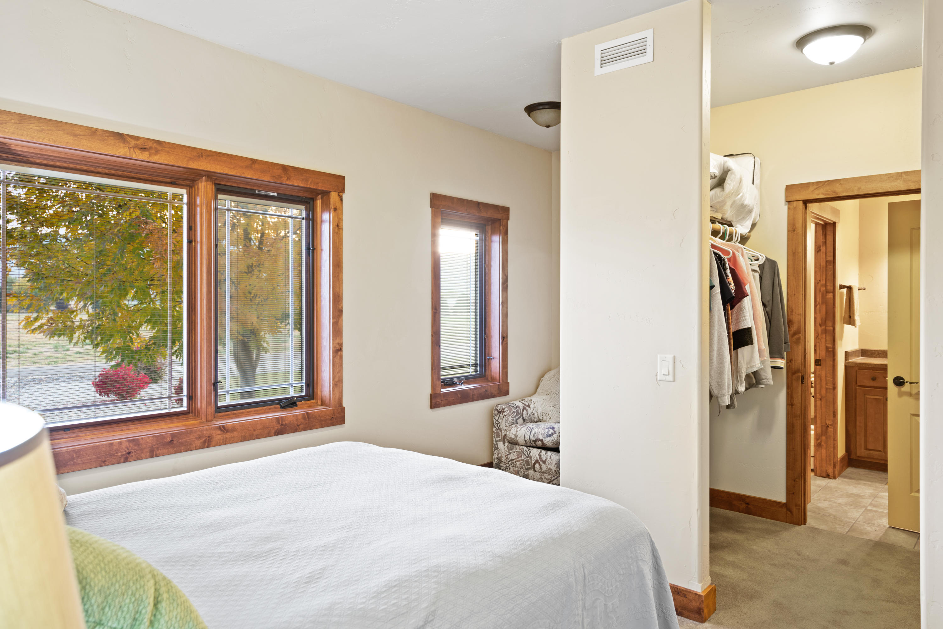 Guest Bed #2 and Closet