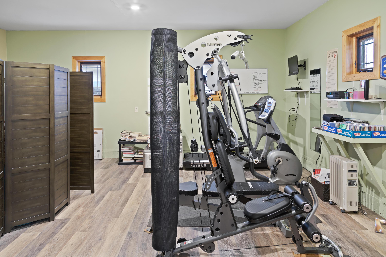 Bonus/Workout room