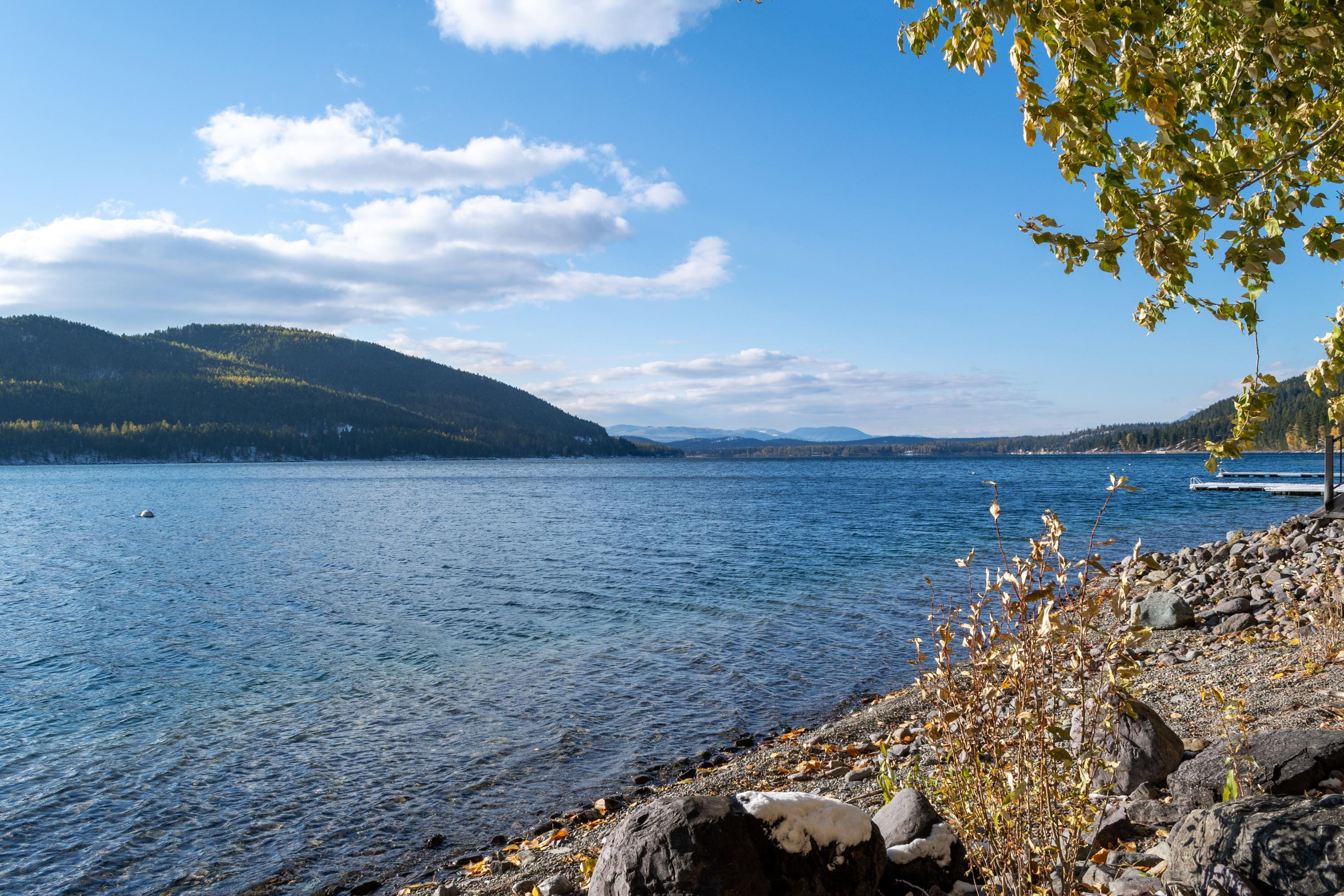 1. Whitefish Lake