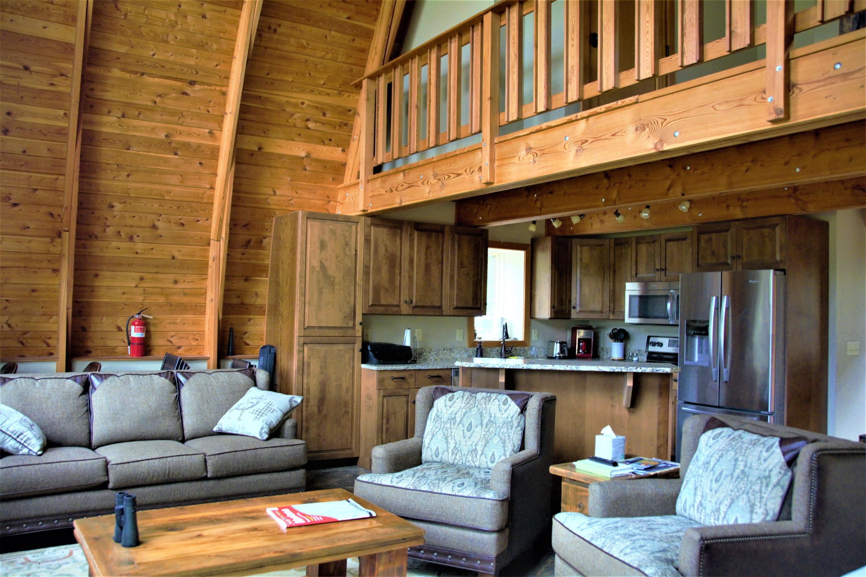 Cabin LR-Loft view (2)