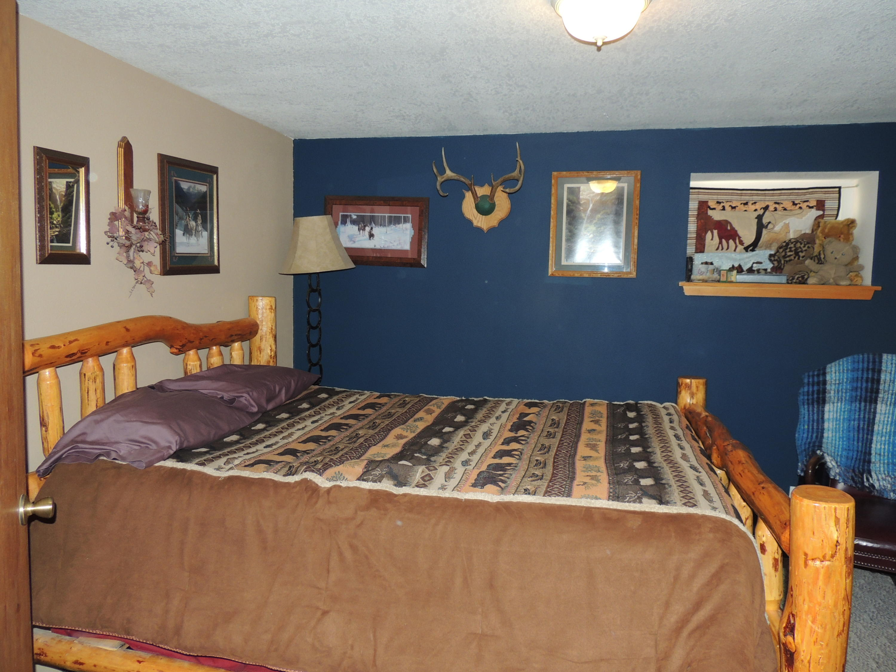 A - 2nd bed