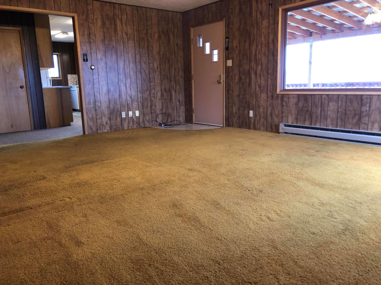 Main Level Living Room & Deck Access