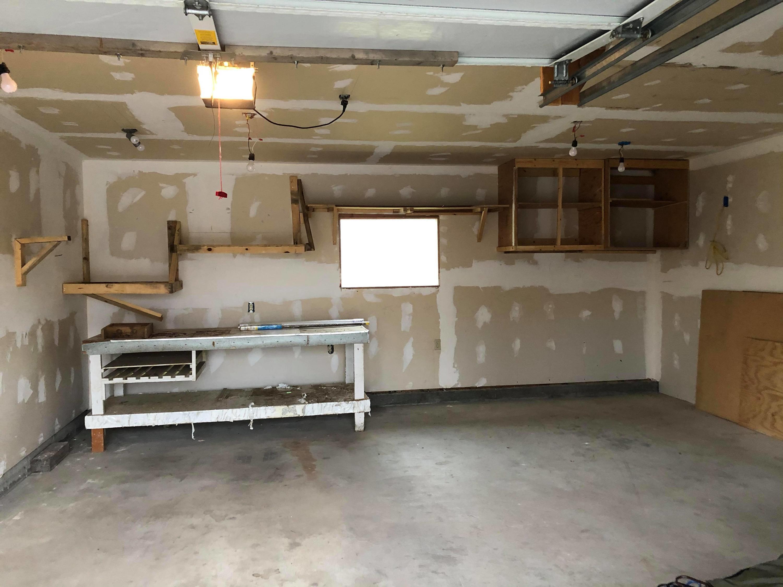 Double Attached Garage Interior