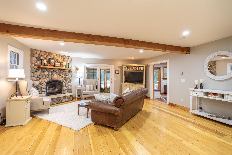 Fireplace Room Main Level