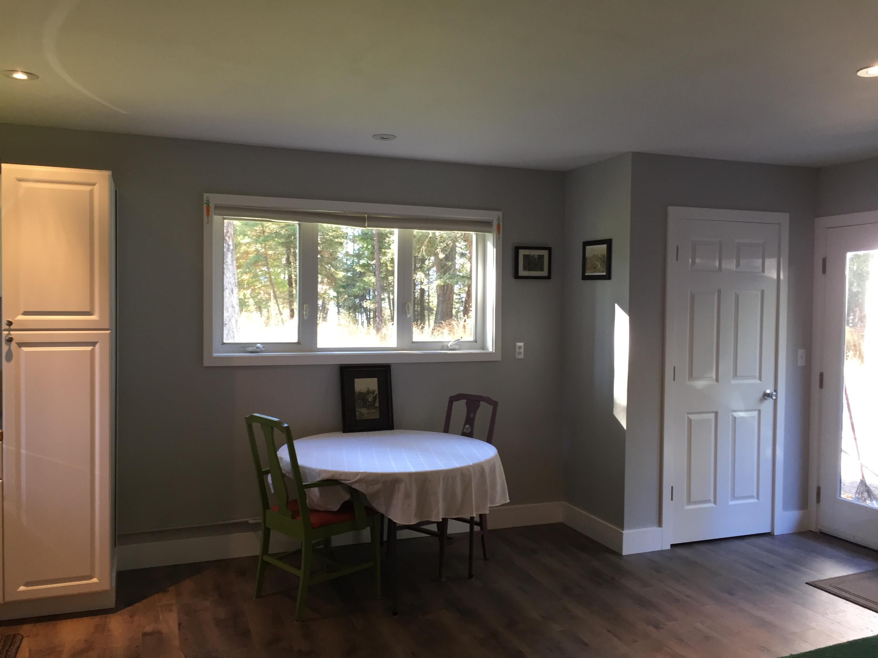 Lower Guest Quarters -The Flat