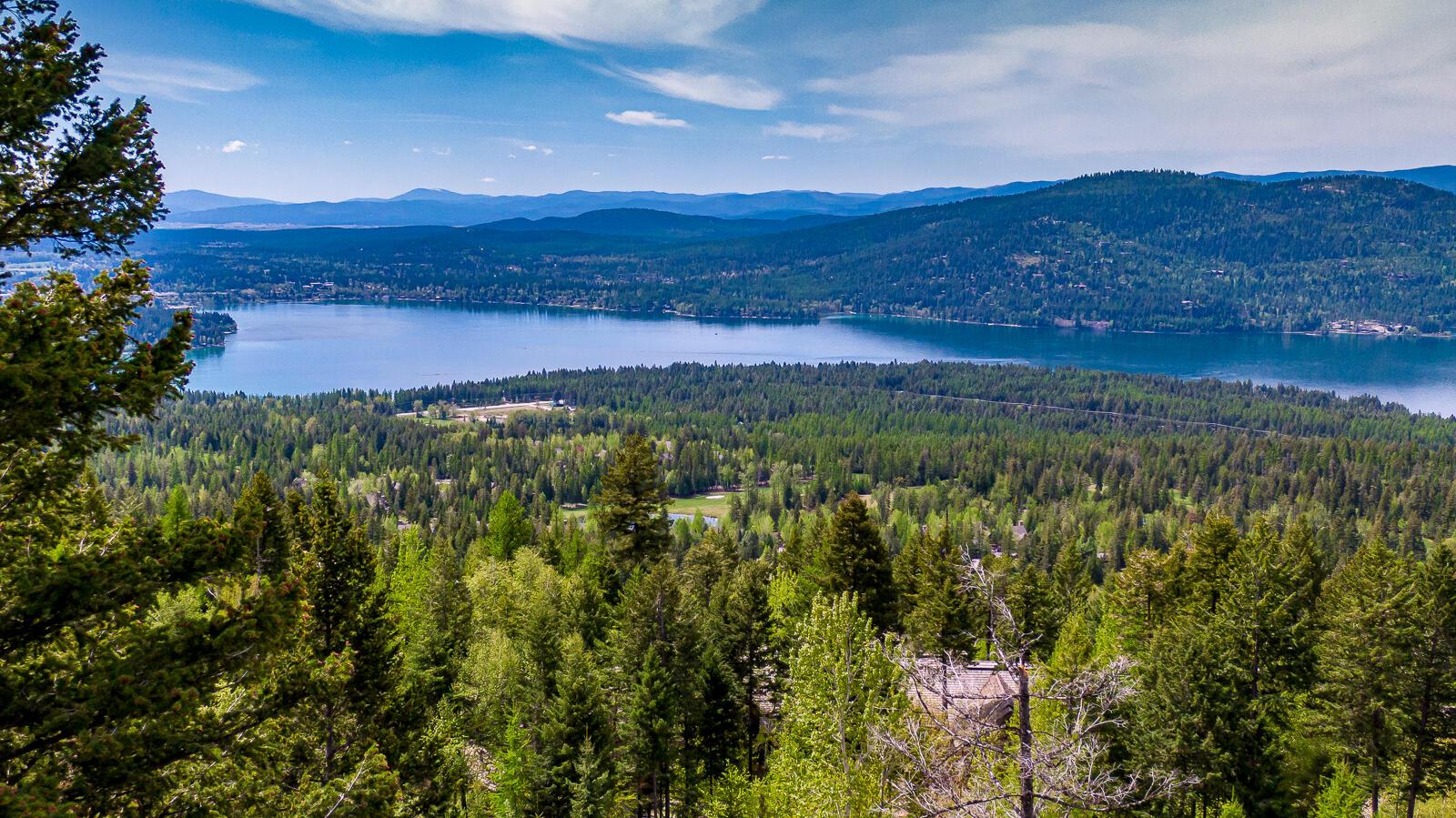 Whitefish Lake View
