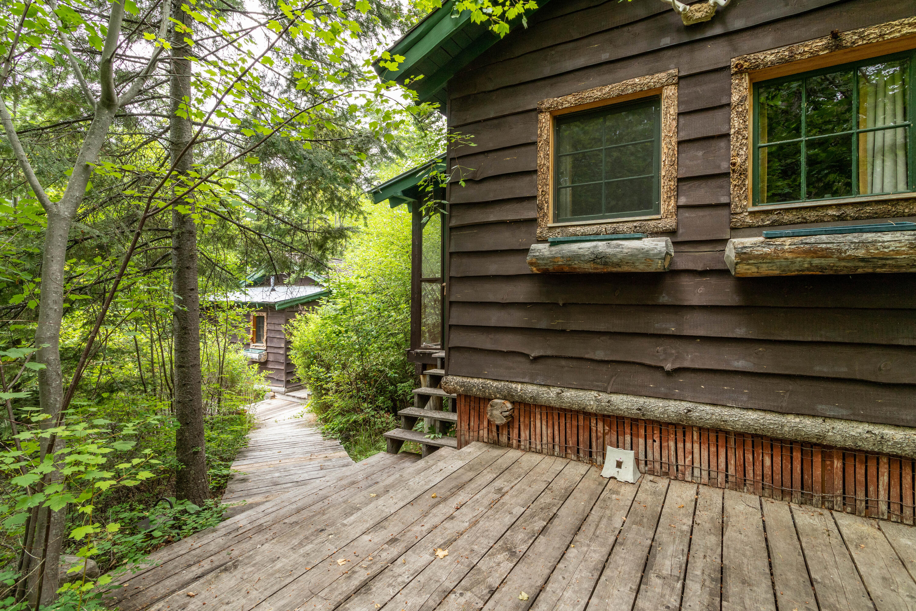 Cabins 2 and three