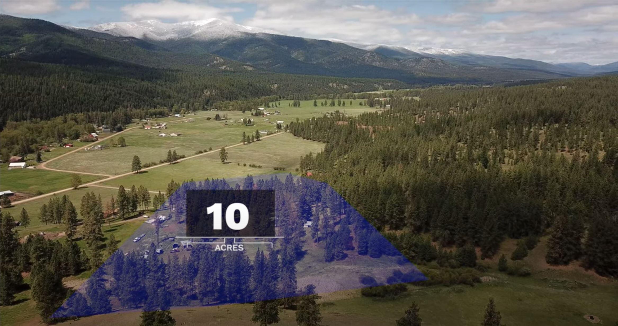 10 acres aerial