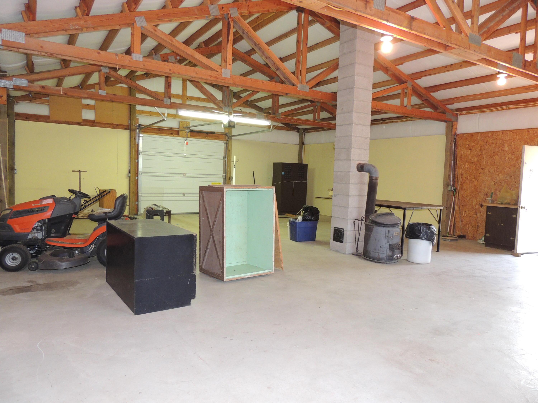 garage. interior