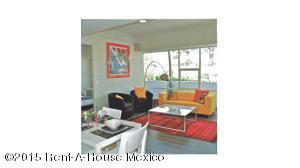 Departamento En Renta En Alvaro Obregón, Santa Fe, Mexico, MX RAH: 15-48