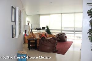Departamento En Renta En Cuajimalpa De Morelos, Bosques De Las Lomas, Mexico, MX RAH: 15-57