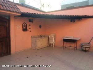 Casa En Renta En Alvaro Obregón, Santa Fe, Mexico, MX RAH: 15-82