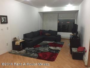 Departamento En Renta En Alvaro Obregón, Santa Fe, Mexico, MX RAH: 15-90