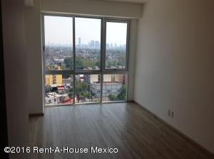 Departamento En Renta En Miguel Hidalgo, Polanco Chapultepec, Mexico, MX RAH: 16-19