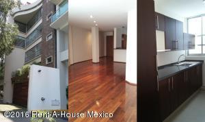 Departamento En Renta En Miguel Hidalgo, Anzures, Mexico, MX RAH: 16-21