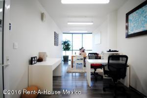 Oficina En Renta En Cuajimalpa De Morelos, El Yaqui, Mexico, MX RAH: 16-24