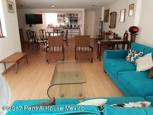 Departamento En Renta En Miguel Hidalgo, Polanco Reforma, Mexico, MX RAH: 17-4