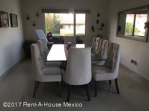 Departamento En Renta En Huixquilucan, Interlomas, Mexico, MX RAH: 17-13
