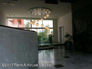 Departamento En Renta En Cuajimalpa De Morelos, El Yaqui, Mexico, MX RAH: 17-22